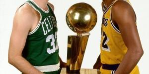 【大发扑克】42年前的今天 魔术师约翰逊和伯德分别上演了NBA首秀