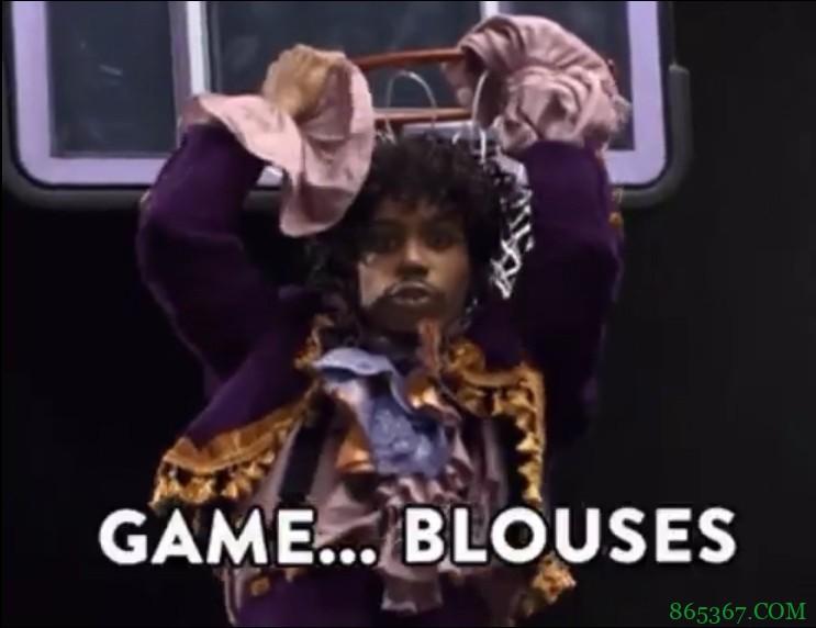 """🔍说球解字:女式衬衫?詹姆斯说的""""Game blouses""""啥意思?"""