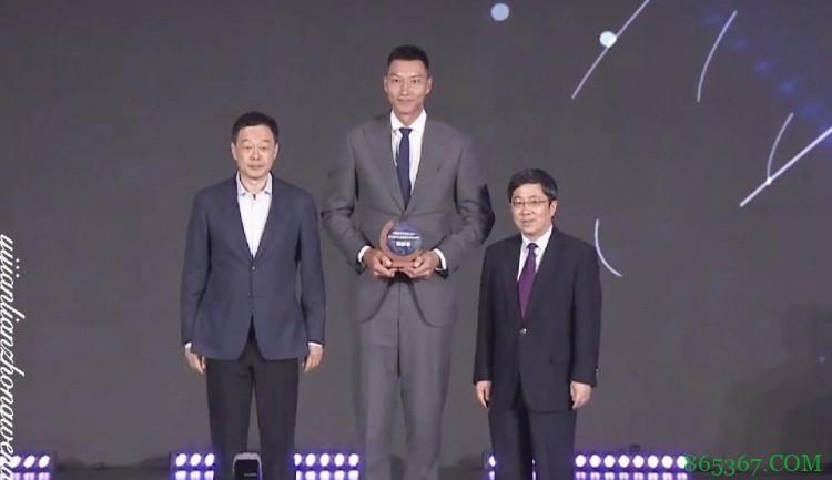 """👏阿联荣获""""中国体育价值榜年度最具传播影响力男运动员""""奖"""