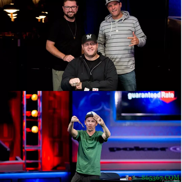 WSOP赛事快报:四名WSOP新冠军诞生!