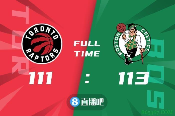 🏀季前赛-獭兔20+9+7 霍福德16分 范乔丹22分 绿军险胜猛龙