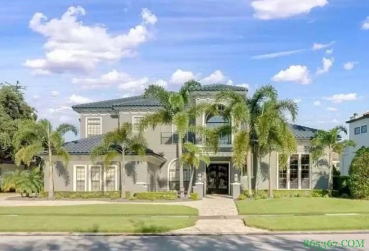 净赚53万刀!奥拉迪波在奥兰多的豪宅以180万美元价格售出