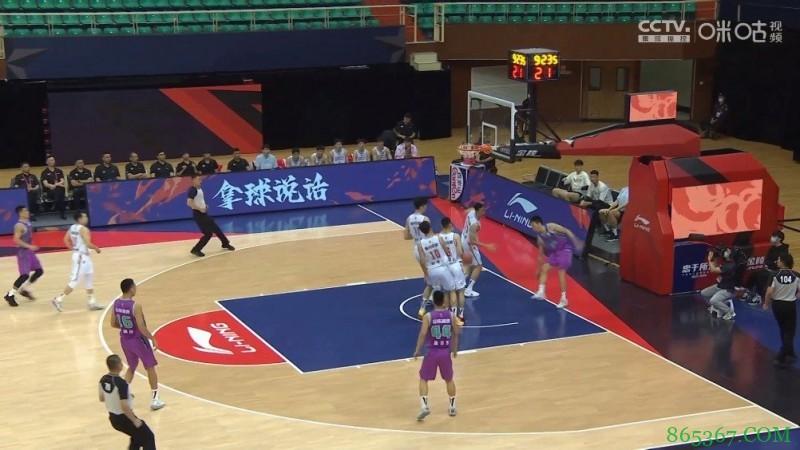 🏀季前赛-陶汉林20+15 吴前12分 山东逆转浙江迎来开门红